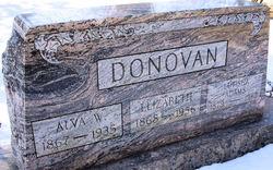 Alva William Donovan