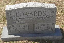 Cecil V. Edwards