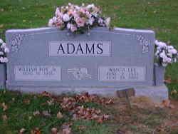 Wanda Lee <I>Polley</I> Adams