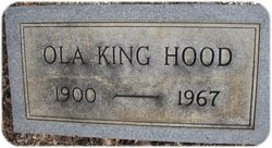 Ola <I>King</I> Hood