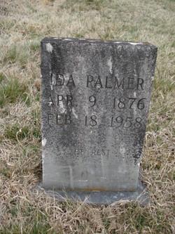 Sarah Ida <I>McCulley</I> Palmer