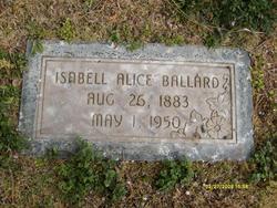 Isabell Alice Ballard