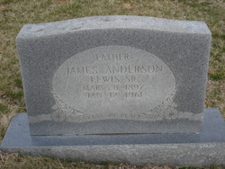James Anderson Lewis, Sr