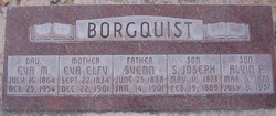 Eva Christina <I>Elfv</I> Borgquist