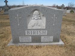 Mary <I>Billy</I> Birish