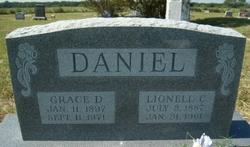 """Lionell Crowell """"Nello"""" Daniel"""