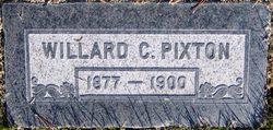 Willard Carter Pixton