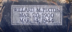 Willard Merrill Pixton