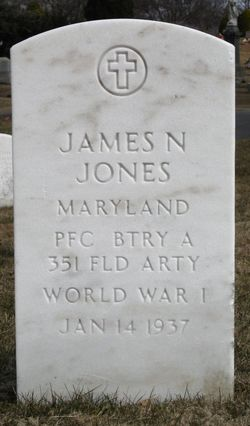 James N Jones