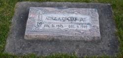 Alice Azelia <I>Porter</I> Cockerline