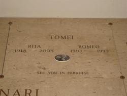Rita <I>Calvosa</I> Tomei