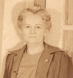 Gertrude <I>Tapscott</I> Davis
