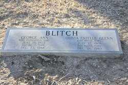 Olivia Estelle <I>Glenn</I> Blitch