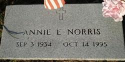 Annie Elizabeth <I>Robinson</I> Norris