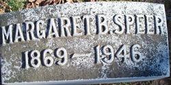 """Margaret """"Maggie"""" <I>Boles</I> Speer"""