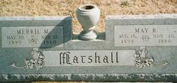 Merrill Millard Marshall