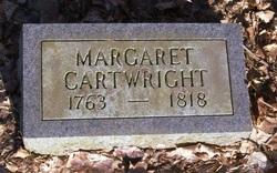 Margaret Lukens Cartwright