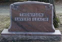 Lieut Edward C Leach