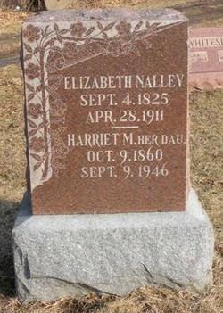 Elizabeth <I>Schoch</I> Nalley
