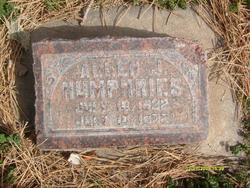 Allen James Humphries