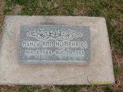 Ashley Anne Humphries