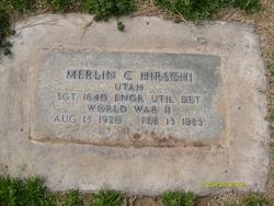 Merlin C Hirschi