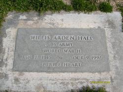 Willis Arden Hall