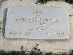 Maynard Hartley