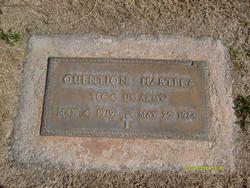 Quenton Hartley
