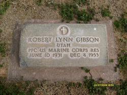 Robert Lynn Gibson