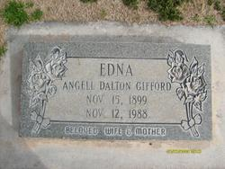 Edna <I>Angell</I> Dalton  Gifford