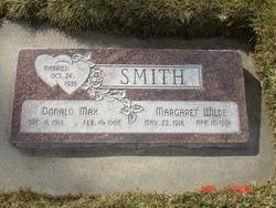Donald Max Smith