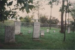 Lowden Family Pioneer Cemetery