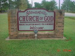Stewartville Cemetery