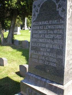 William Maclay Hall, II