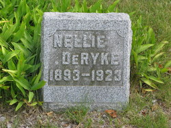 Nellie A. <I>Cunningham</I> DeRyke