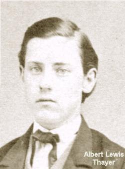 Albert Lewis Thayer