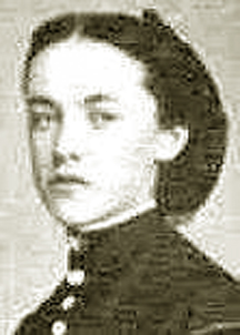 "Juliet ""Julia"" <I>Latimer</I> Thayer"