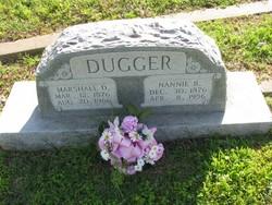 Marshall David Dugger