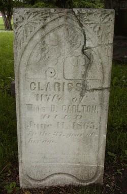 Clarissa Carlton