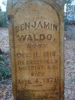 Dr Benjamin Waldo