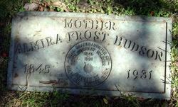 Almira Jane <I>Frost</I> Hudson