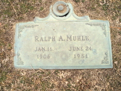 Ralph Adolph Muhle