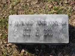 Joseph Howard Anthony, Sr