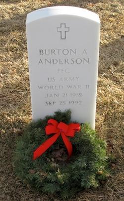Burton A. Anderson