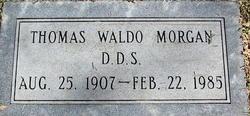 Dr Thomas Waldo Morgan