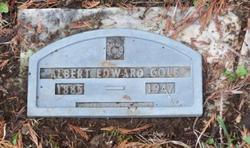 Albert Edward Cole