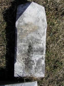 William Worth Stoops