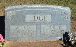 Melissa <I>Carter</I> Edge