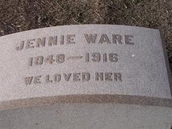 Jennie F Ware